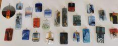 Fused Glass Jewelry, Pendant Jewelry, Photo Wall, Pendants, Decor, Photograph, Decoration, Hang Tags, Pendant