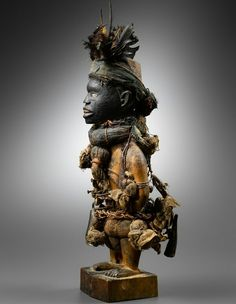 Fétiche Bakongo