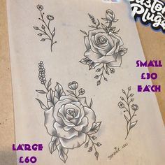 New and needing a home by @sammielou_tattoos 07596237438 or worcestertattoostudio@hotmail.co.uk for more information