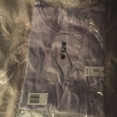 Brand New Lavender Long-Sleeve Cotton T Still in shipping bag✅ Bundles 🚫Trades ➿Please Make offers thru POSHMARK Tab The Limited Tops