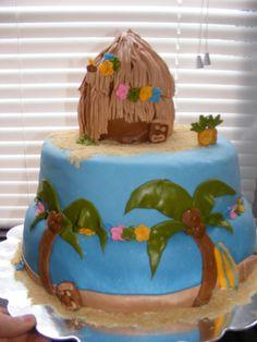 Hawiian Cake
