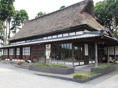 椚山いろり館、入善町、Toyama