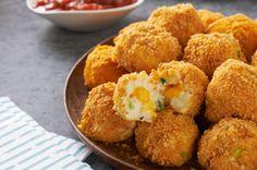 VELVEETA Potato Bites recipe