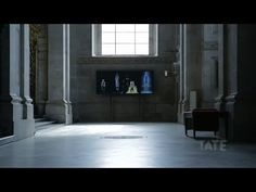 Video artist Bill Viola's latest installation Martyrs (Earth, Air, Fire, Water) is now on permanent display at St Paul's Cathedral.
