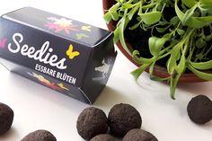 #Seedies - Essbare #Blüten Mini- #Seedballs