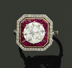 Precioso anillo vintage.