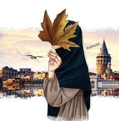 Read Hijab Fan Art from the story Cute Muslim Couples, Muslim Girls, Cartoon Kunst, Cartoon Art, Girl Cartoon, Cute Cartoon, Cover Wattpad, Muslim Pictures, Hijab Drawing