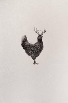 http://www.fubiz.net/2016/03/11/bestiary-of-improbable-animals-drawings/