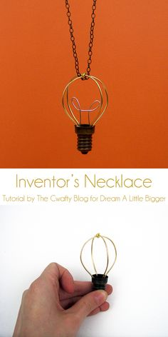 Inventor´s Necklace