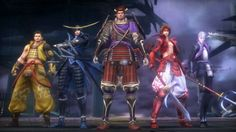 """""""Sengoku Basara 4: Sumeragi"""" For PS3 And PS4 Gets A Japanese Release Date 