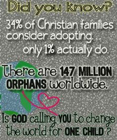 grab this blog extra for FREE and help spread the word about the global orphan crisis. And more importantly, PRAY with me that WAY more than 1% of Christian families will adopt & help rescue these children!