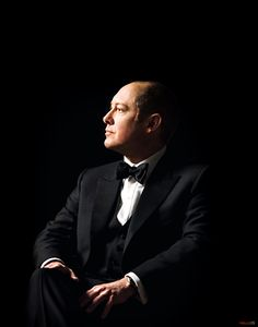 James Spader - This guy is the best actor. Anyone who says otherwise, is wrong.
