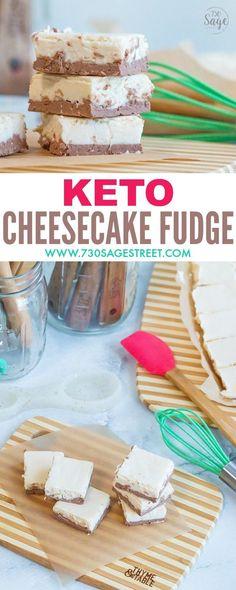 Cheesecake Fudge