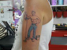 #Tattoo  school Thailand#Don by Sofya#
