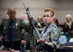 In Wake of Florida Massacre Gun Control Advocates Look to Connecticut