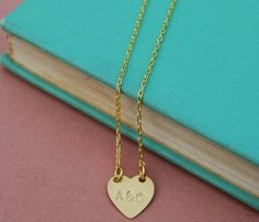 Written On My Heart Necklace