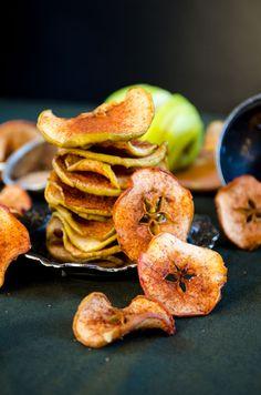 Cinnamon Sugar Apple Chips 3 Cinnamon Sugar Apple Chips