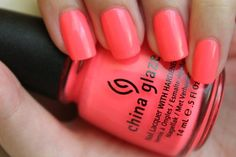 China Glaze Nail Polish shannoniggy
