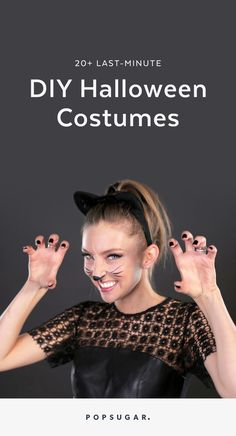 Last minute doesn't mean less amazing! Here is a list of costumes that you can…
