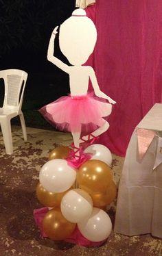 Cumpleaños de Bailarina