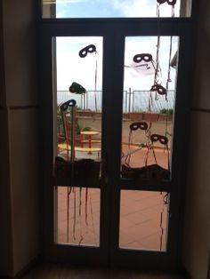 Le nostre finestre addobbate!