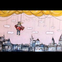 STUDIO LIZZI ARTE: volar volar volar
