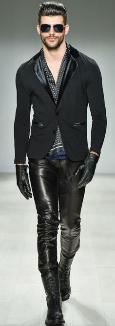 HD Homme at Toronto Fashion Week Fall 2014
