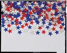 Patriotic Stars Confetti Mix | .5 oz.