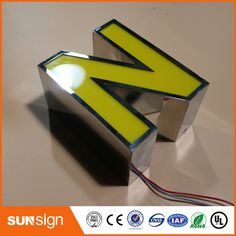 led sign stainless steel brass logo Outdoor Led Sign LED letters Acrylic letters – Phones & Parts Outdoor Led Signs, Electronic Signs, Acrylic Letters, Sign Lighting, Aluminum Metal, Metal Signs, Brass, Stainless Steel, Lettering