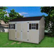 Value Workshop Pre-cut 12 x 24 Wood Storage Shed Kit