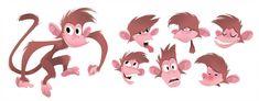 Monkey ! by elgunto