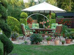 Inšpirácie pre moju (tvoju) záhradu ;) - Modrástrecha.sk Front Garden Landscape, Garden Landscaping, Mojito, Garden Art, Patio, Outdoor Decor, Flowers, Home Decor, Gardens