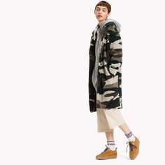 Image for Teddy Camouflage Coat from TommyUK