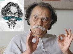 #Iran #Iranlandscape #birthday Morteza Momayez,was a famouse Iranian graphic designer #MustSeeIran