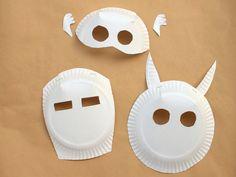 Avengers Paper Plate Masks & How to Make a Paper Plate Batman Mask | Recipe | Pinterest | Batman mask