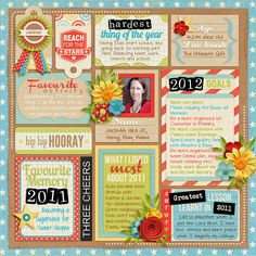 Love this page idea!