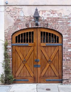 Charleston, home of some of the best doors!!! These are favorites :o)