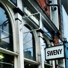 Sweny's pharmacy #Dublin where Leopold Bloom bought sweet lemony soap #Ulysses #Joyce