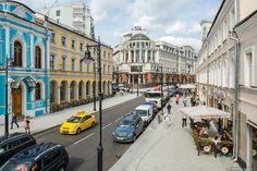 Москва / Moscow -- 2015