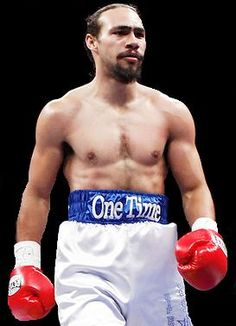 Keith Thurman - Boxer