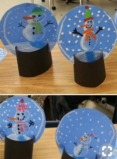diy bau papier basteln – Diy Paper Crafts Source by rowancastillo Winter Art Projects, Winter Crafts For Kids, Winter Fun, Diy For Kids, Winter Snow, Christmas Art Projects, Classroom Crafts, Preschool Crafts, Diy Crafts