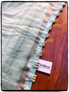 15 Best Kuchu Designs For Silk Saree Saree Tassels Designs, Saree Kuchu Designs, Blouse Designs, Kutch Work Saree, Kurti Sleeves Design, Khadi Kurta, Wedding Silk Saree, Saree Border, Silk Sarees