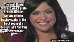 Food Network Humor - Cook with them. Laugh with us.