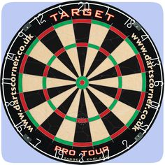 Dartboards - Target - Pro Tour - World Championship - Ultimate Slim Wire - Darts Corner Editon