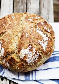 Bread Recipes, Cooking Recipes, Home Bakery, Polish Recipes, Bread Baking, Superfood, Food And Drink, Tasty, Favorite Recipes