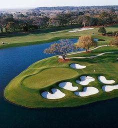 World's best golf resort - Sea Island Golf Resort. Golfer, St Simons Island, Best Golf Courses, Golf Training, Island Resort, Play Golf, Golf Carts, Golf Ball, Seaside