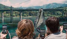 Jurassic World - Water Show 3