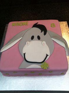 Sugar Donkey cake