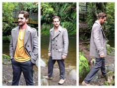 Thread Theory Strathcona Henley, Jedediah Pants & Goldstream Peacoat