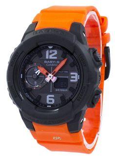 Casio Baby-g Shock Resistant World Time Women's Watch Casio Baby G Shock, Countdown Timer, Bga, Time Zones, Casio Watch, Smart Watch, Quartz, Watches, Crystals